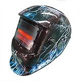 STEAM PANDA Maschera Di Saldatura Maschera Per Saldatura Elettrica A Scambio Di Energia Solare Maschera Per Saldatura A Testa Regolabile Per Saldatura A Testa Cilindrica