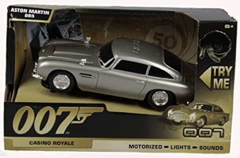 James Bond 50th Anniversary Aston Martin DB5, 15cm -- Casino Royale