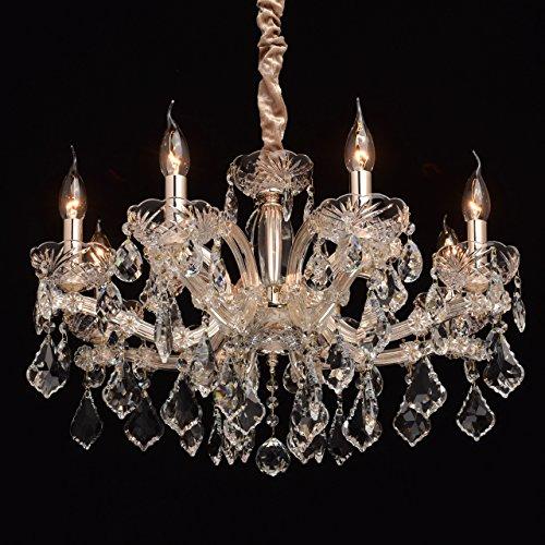 klassischer-kristall-kerzen-kronleuchter-8-flammig-goldfarbiges-metall-transparentes-kristall-klares
