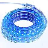 Smartfox LED Streifen 2m mit 120LEDs für Innen und Außen in Blau