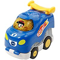 "Vtech 500403 ""Toot-Toot Drivers Press N Go Fire Engine"" Toy"