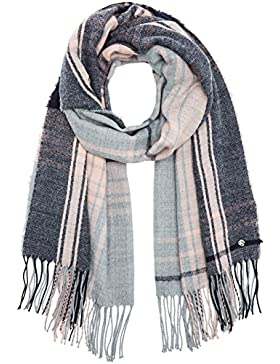 TOM TAILOR DENIM Checked Scarf