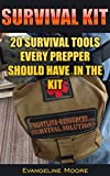 Survival Kit: 20 Survival Tools Every Prepper Should Have  In The Kit
