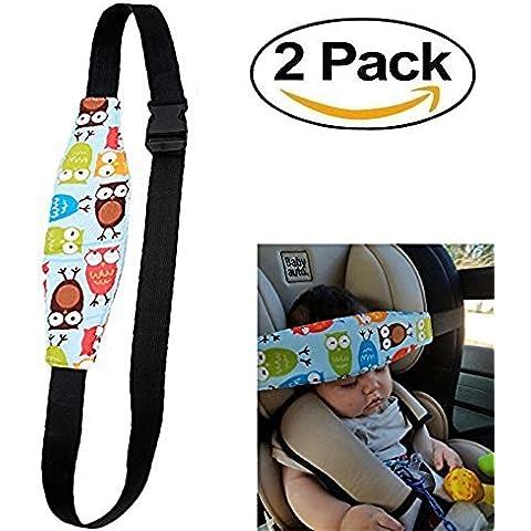 Para niños lactantes y cierre de cabeza para bebé cochecito de bebé cochecito asiento de seguridad cinturón ajustable playpens dormir posicionador