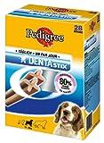 Pedigree Dentastix Snacks Multipack für mittelgrosse Hunde (10-25kg) 4x720g