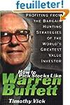 How to Pick Stocks Like Warren Buffet...