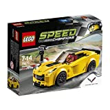 Lego Speed Champions Chevrolet Corvette Z06 173pc(s) - building sets (Any gender, Multicolour)