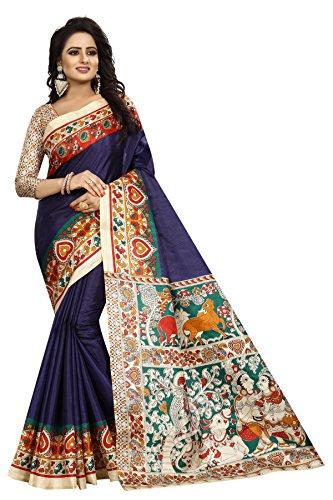 Harikrishnavilla(Sarees For Women Party Wear Half Sarees Offer Designer Art Silk New...