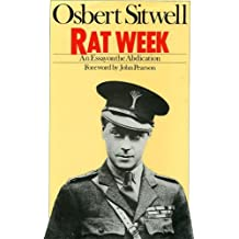Rat Week: An Essay on the Abdication