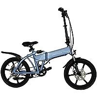 Weebot Road Vélo Électrique Pliant Mixte Adulte, Gris