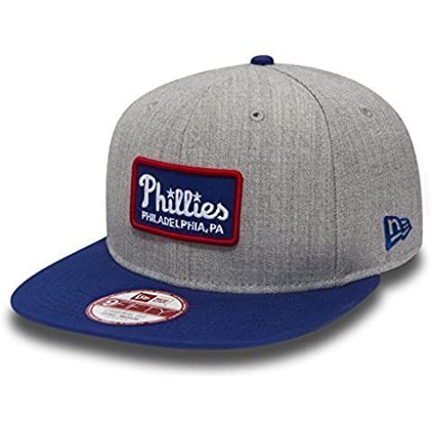 Snapback Cap Patch Philadelphia Phillies Nueva Era - Med/Lge (56.8 cm - 61.5 cm)