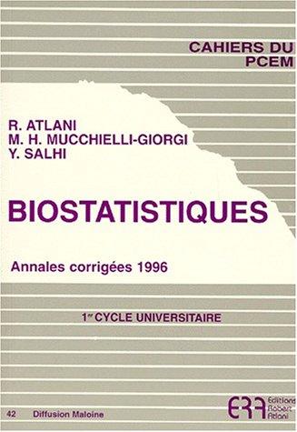 Bio statistiques