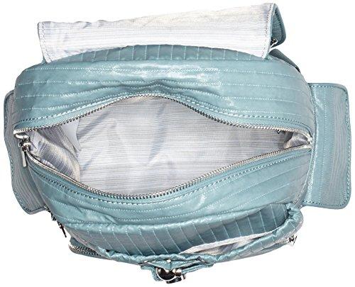 Kipling  City Pack S, Portés dos femme Bleu (Misty Blue)