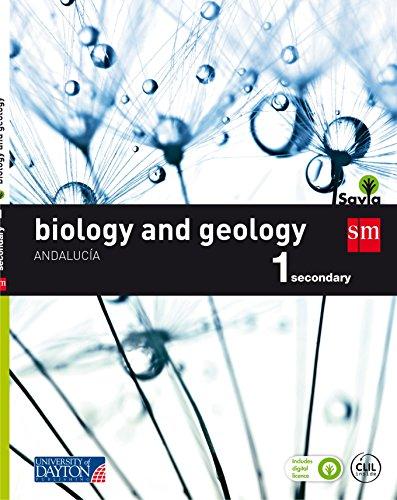 Biology and geology. 1 Secondary. Savia. Andalucía - 9788416730476 por Concha Gil