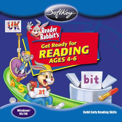 Reader Rabbit: Get Ready for Reading (ages 4+) Test