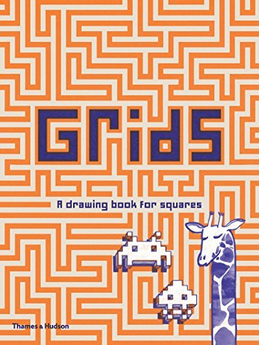 Grids: A Drawing Book for Squares by Jacky Bahbout (2016-06-14) par Jacky Bahbout