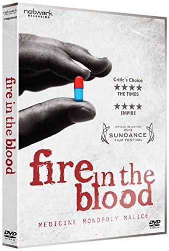 Fire in the Blood [DVD] [Edizione: Regno Unito]