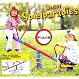 SoBuy® Balancín para niños,balancín pequeños murable, juego de niños SWI01