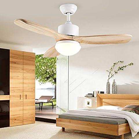 Hojas-de-madera-Inicio-Ventilador-de-techo-Luz-Minimalista-Sala-de-estar-Dormitorio-Hogar-Restaurante-Araa-Ventilador-Iluminado-Mando-a-distancia-Madera-maciza-Viento-Silencioso-Blanco-42-Pulgadas-52-