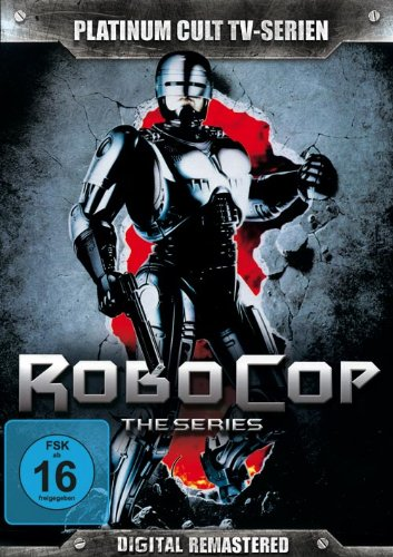 Robocop - Die Serie (Digital-Remastered - Platinum Cult TV-Serien) (6 DVDs) -