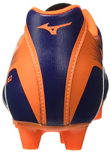 Mizuno Monarcida Neo Md, Scarpe da Calcio Uomo Multicolore (BlueDepths/Orange/ClownFish)