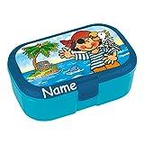 Lunchbox * PIT PLANKE plus WUNSCHNAME * für Kinder von