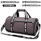 Best SOUVENT Bag For Men - ZHOUBINBIN Fashionable Men and Women Fitness Pack Sports Review