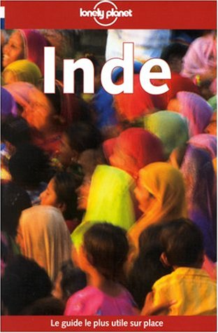 Inde par Guide Lonely Planet