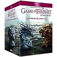 Game of Thrones (Le Trône de Fer) - L'intégrale des saisons 1 à 7 - Blu-ray - HBO