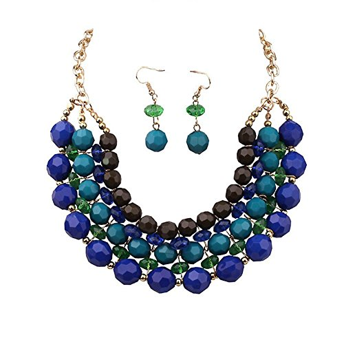 z-p-thermal-popular-texture-refined-bohemian-style-necklace-and-earrings