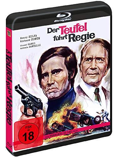 Der Teufel führt Regie - Uncut [Blu-ray]