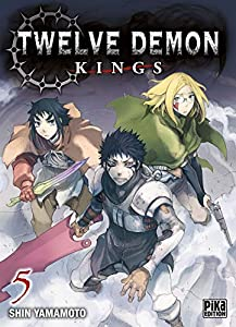 Twelve Demon Kings Edition simple Tome 5