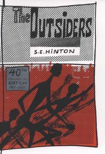 Hinton, SE's The Outsiders 40th Anniversary edition Hardcover
