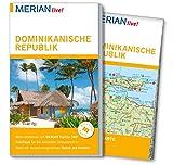 MERIAN live! Reiseführer Dominikanische Republik: Mit Extra-Karte zum Herausnehmen -