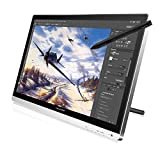 Huion 21.5 Gt-220 Monitor Drawing Graphics Digital Tablet IPS Interactive Pen Display Hd Resolution Compatible with MacBook Air Pro iMac