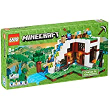 LEGO Minecraft - Base de la cascada (21134)