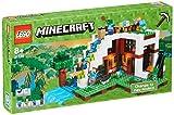 Lego 21134 Minecraft Unterschlupf im Wasserfall