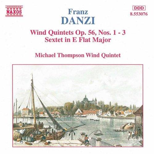 Wind Quintet in B flat major, Op. 56, No. 1: I. Allegretto