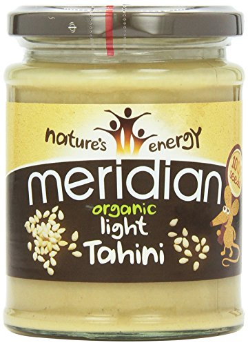 Meridian Organic Light Tahini 270 g (Pack of 6) Test