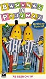 Picture Of Bananas in Pyjamas: Birthday Special [VHS]
