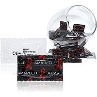 AMARELLE Kondome Comfort Size 54 (Red Ribbon) 100er preisvergleich bei billige-tabletten.eu