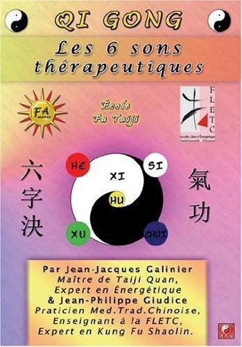 DVD QI GONG - Les 6 sons thérapeutiques