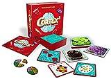 Asmodee Cortex³ Challenge Gioco da Tavolo edizione interamente in italiano, Colore Rosso, ASMCORCH03ML