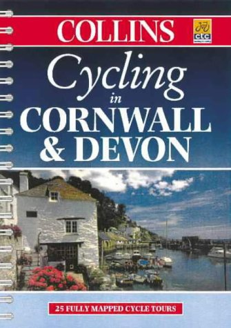 Cycling in Cornwall and Devon (en anglais)