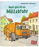 Oetinger Verlag E76047 Heute gehe ich-Müllabfuhr (MAXI)