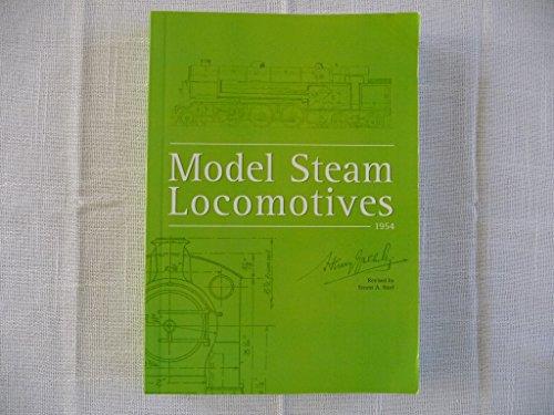 Model Steam Locomotives por Henry L. Greenly
