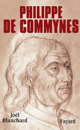 Lire en ligne Philippe de Commynes (Biographies Historiques) pdf