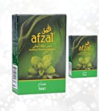 #3: Afzal Mint Hookah Flavour( Pack of 2, 100gm)
