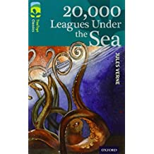 Oxford Reading Tree TreeTops Classics: Level 16: 20,000 Leagues Under The Sea by Jules Verne (2014-01-09)