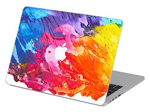 on Hochwertige Hartschale Ultra Dünn Snap Case Schutzhülle Für MacBook Pro 15 Zoll mit CD / DVD Laufwerk (Modell: 1286) (Pigment 3) (Halloween-dvd-cover)